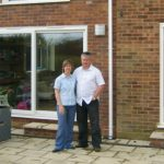 'Happily recommend to anyone thinking of having any building work done to their home'